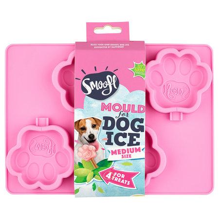 Smoofl Smoofl ijsvorm - Roze Medium