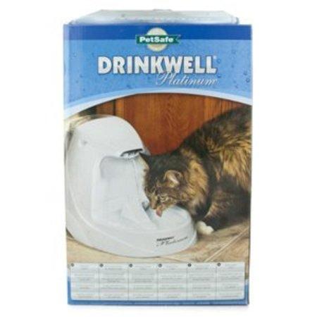 Petsafe  Katten drinkfontein Drinkwell platinum