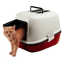 Kattenbak Magix met koolfilter