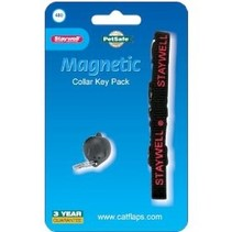 Staywell magneetsleutel en halsband 480