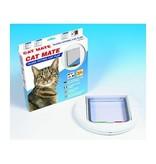 Catmate Cat Mate kattenluik 210 geschikt voor in glas