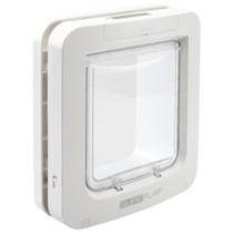 Microchip Huisdierluik wit