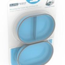 Voerbakset blauw