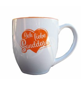 Sandokan Sanddorn-Tasse