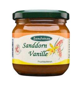Sandokan Sanddorn-Vanille Fruchtaufstrich