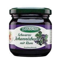 Sandokan Schwarze Johannisbeere mit Rum