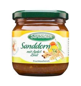Sandokan Sanddorn Apfel-Zimt