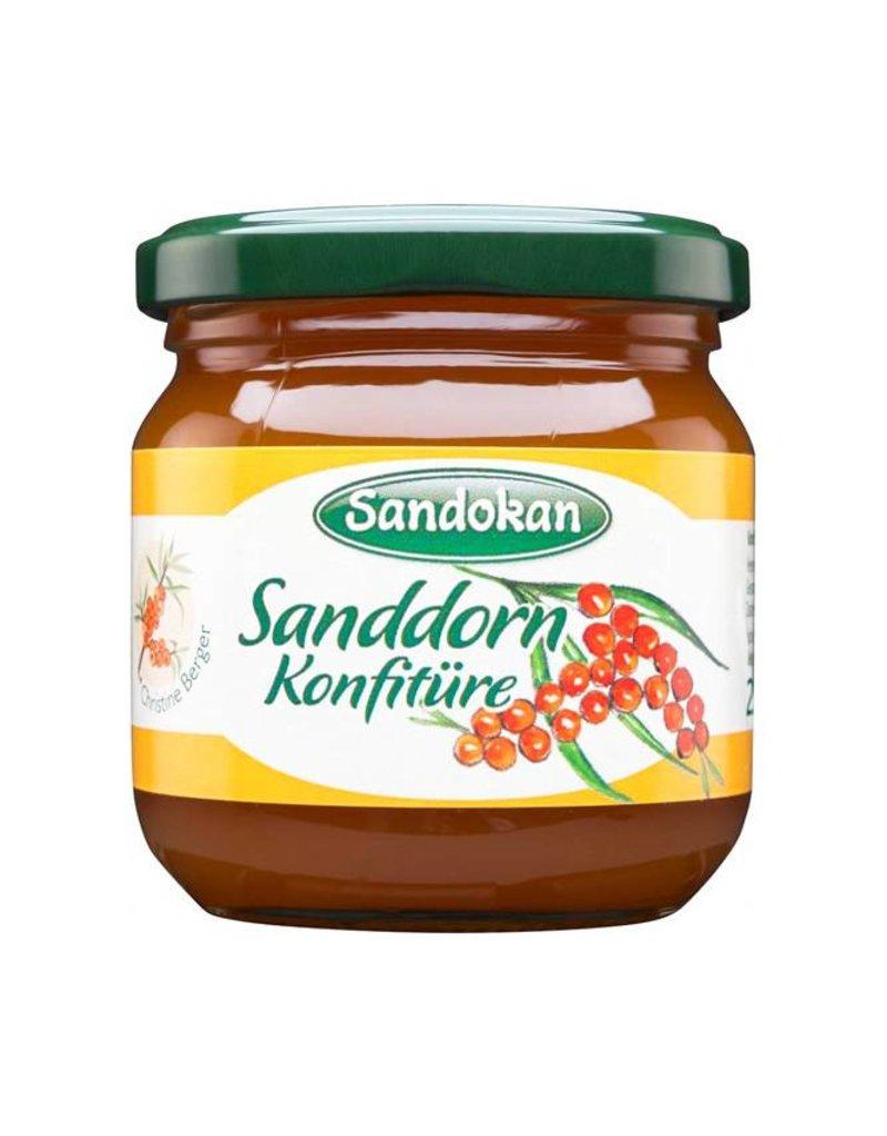 Sandokan Sanddorn-Konfitüre 225 g