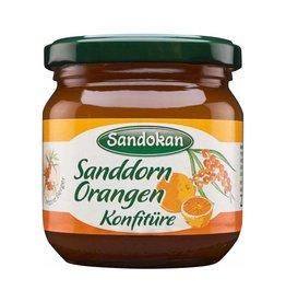 Sandokan Sanddorn-Orangen-Konfitüre