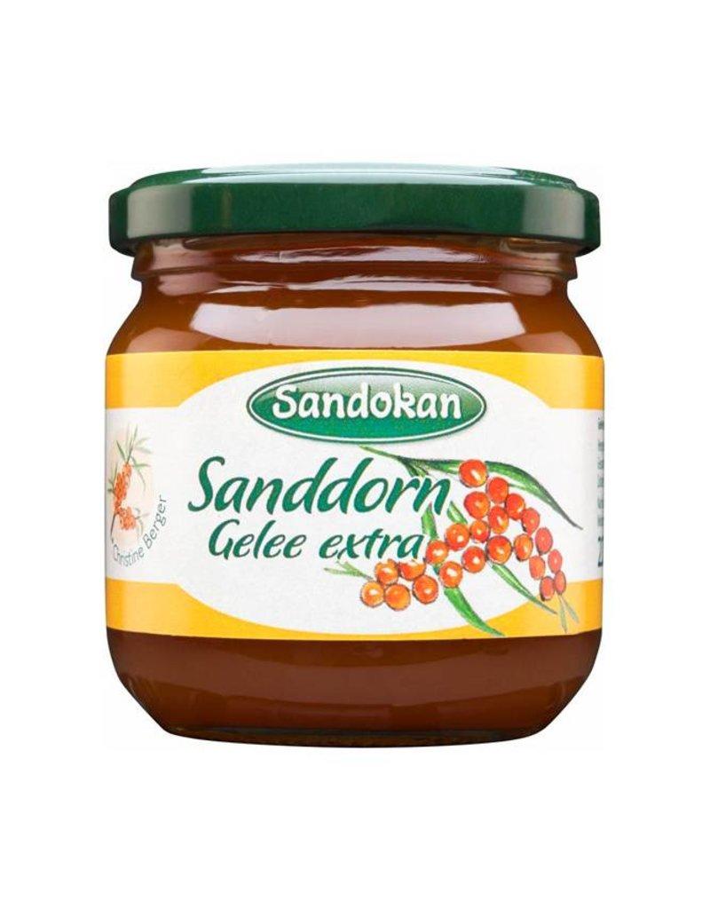 Sandokan Sanddorn Gelee - extra 225 g