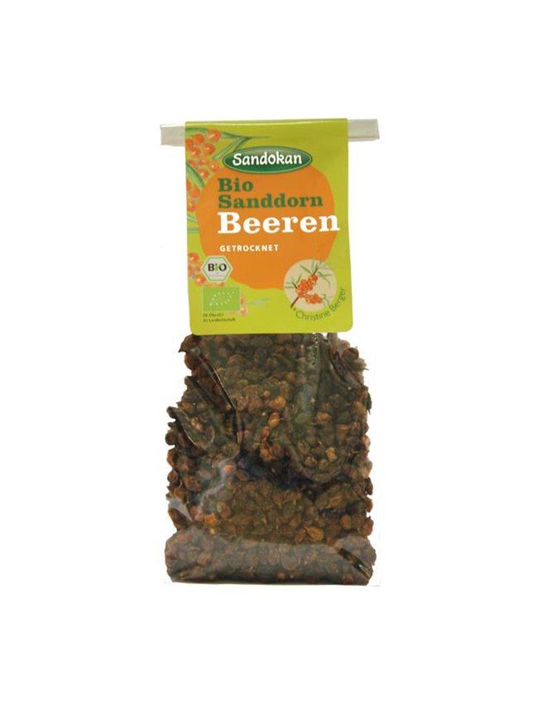 Sandokan Bio-Sanddornbeeren getrocknet 100 g