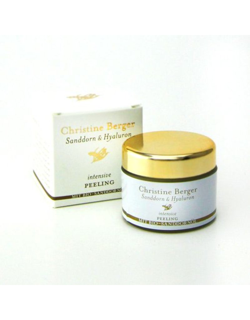 Christine Berger Intensive Peeling mit Heilkreide 30 ml