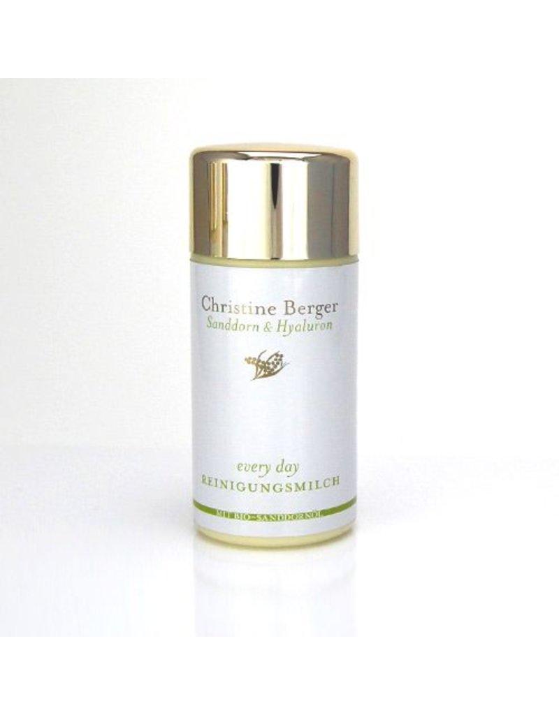Christine Berger Every Day-Reinigungsmilch mit Bio-Sanddornöl aus eigenem Anbau 150 ml