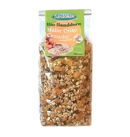 Bio-Sanddorn-Hafer-Crisp