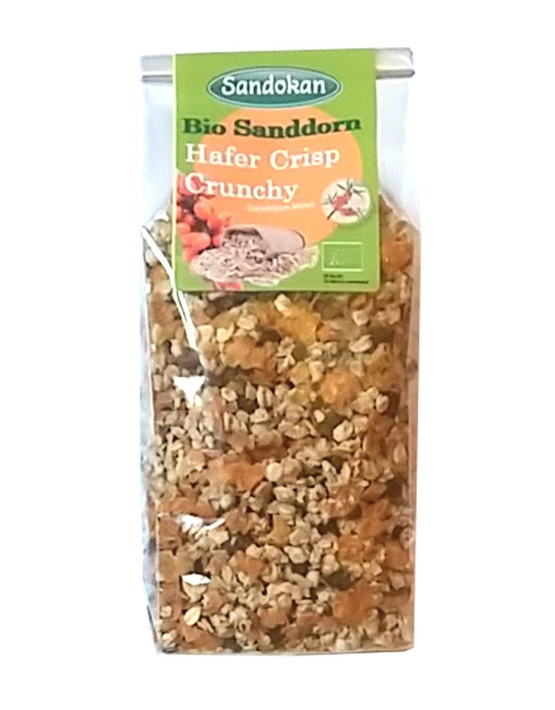 Sandokan Bio-Sanddorn-Hafer-Crisp 250 g