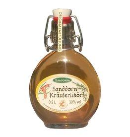 Sandokan Sanddorn-Kräuterlikör 0,2 l