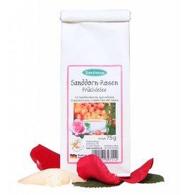 Sandokan Sanddorn-Rosenblütentee