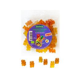 Vegane Bio-Sanddorn-Maracuja-Bärchen (Fruchtgummis)