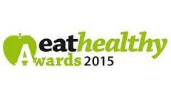 Nominierung für den eathealthy Award 2015