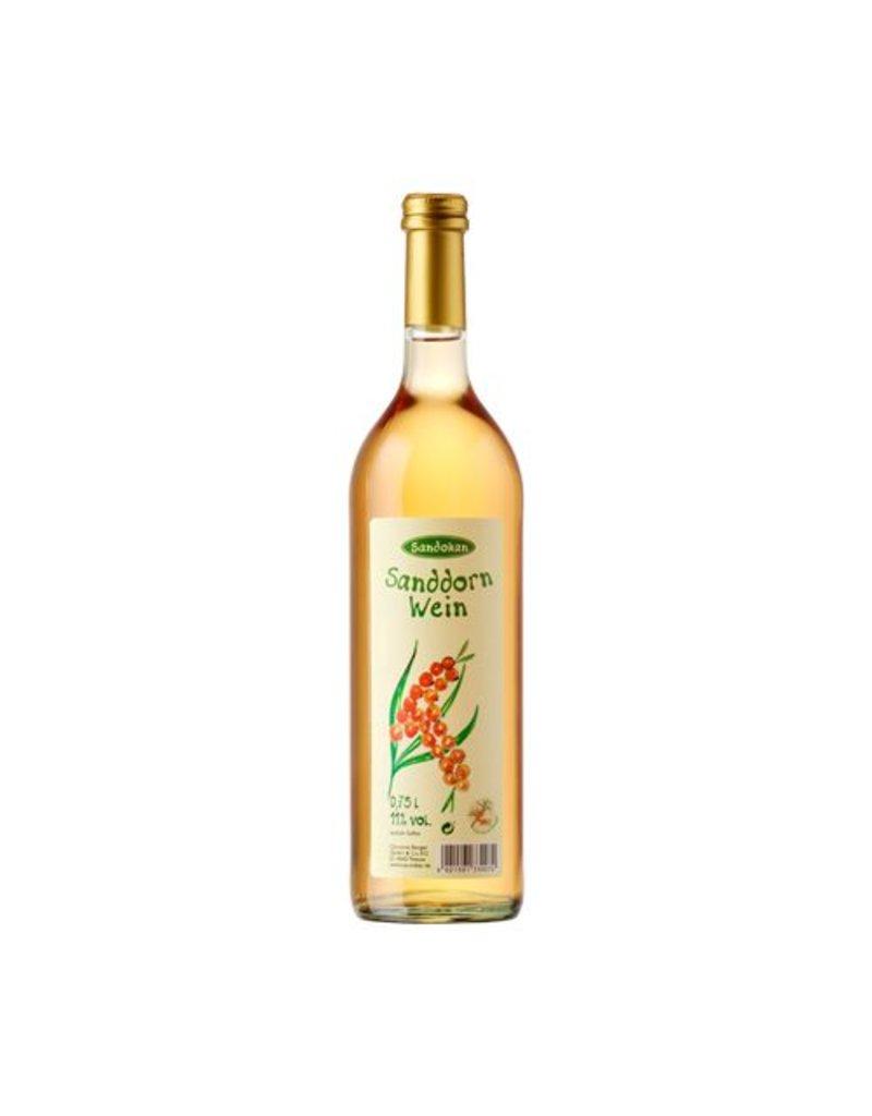 Sandokan Sanddornwein halbtrocken 0,75L
