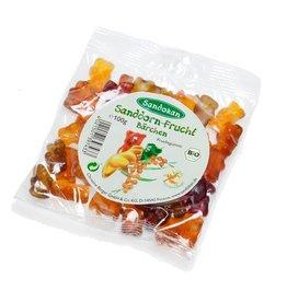 Sandokan BIO-Sanddorn-Fruchtbärchen 100g (Fruchtgummis)