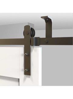 Schouten Woonidee Loftdeur Plafond Schuifdeursysteem