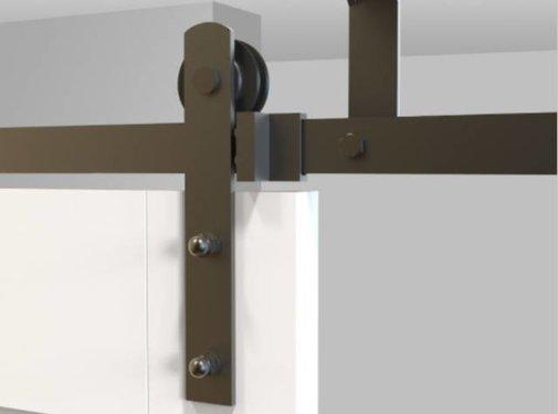 Schouten Woonidee Plafond Schuifdeursysteem