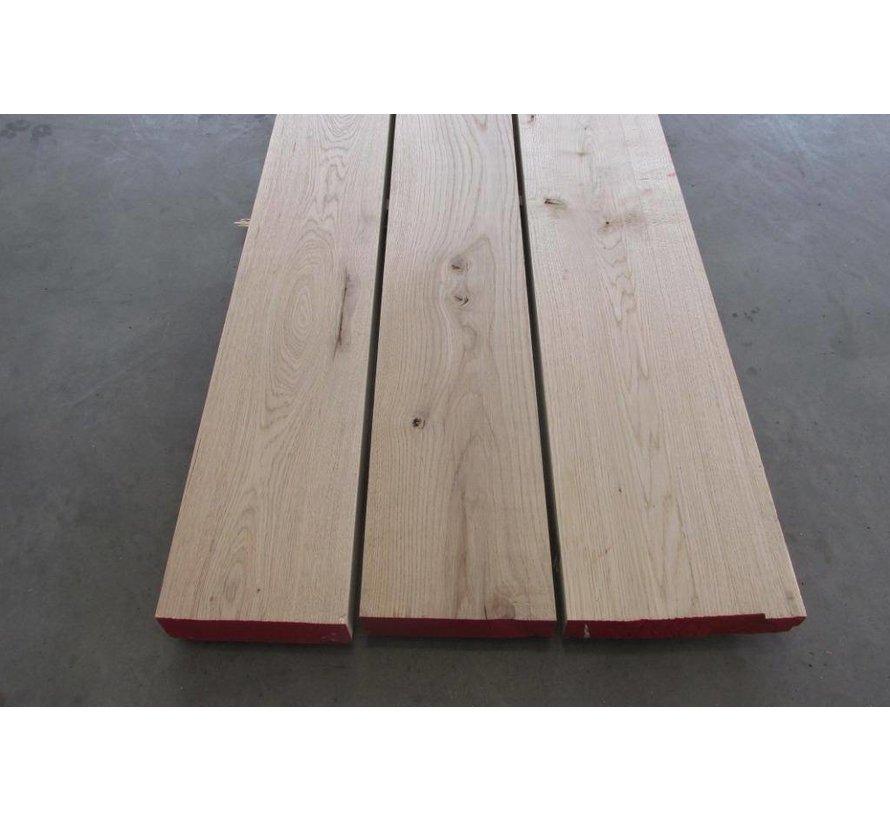 Eiken meubelhout kunstmatig gedroogd