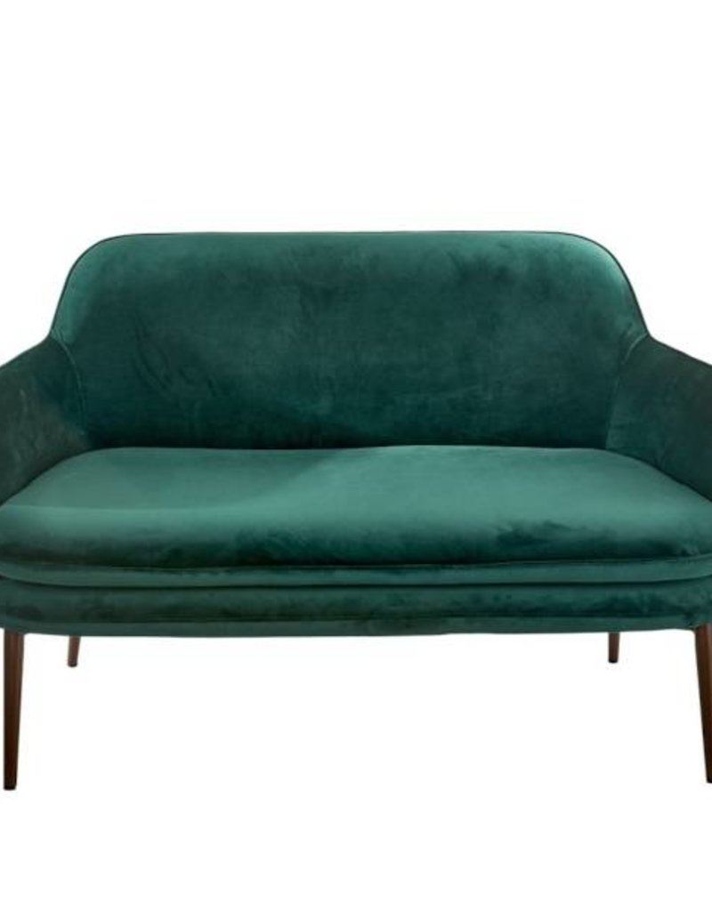 HKliving Sofa velvet green