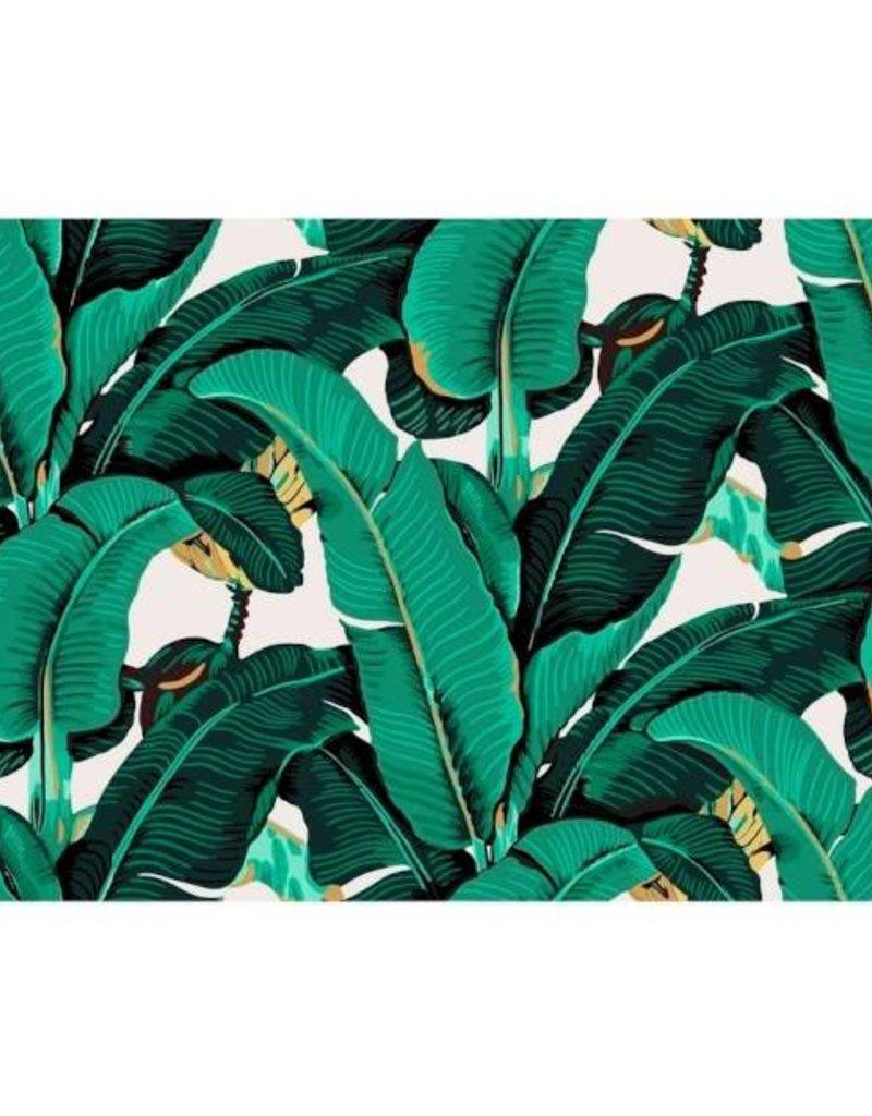 &Klevering Banana leaf Plakat