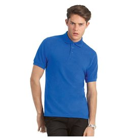 B & C Safran 100% Cotton Polo Shirt