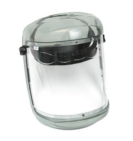 Scott Clear Face Shield for F800 Visor Carrier