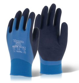 Wonder Grip Aqua Safety Glove