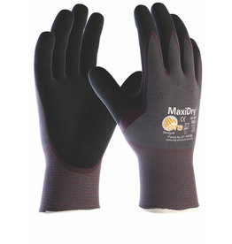 ATG MAXIDry Coated Safety Grip Glove