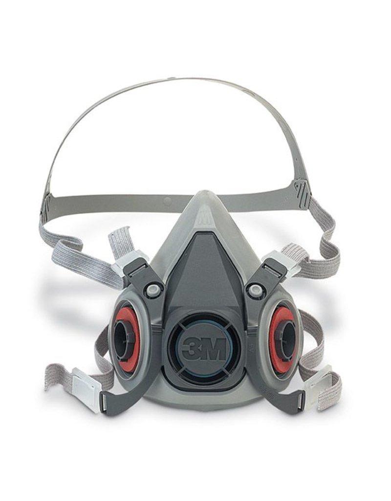 3M 6000 Series Half Face Mask