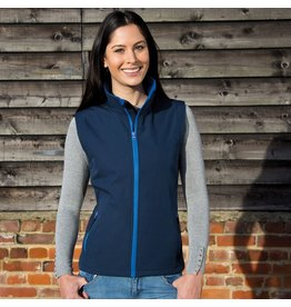 Result Printable Softshell Bodywarmer- Ladies