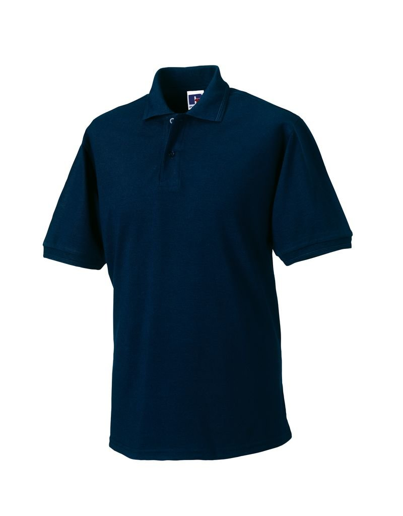 Russell Russell J599M Hardwearing Polo