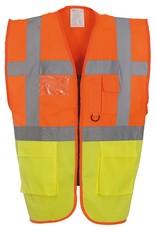 Yoko  Yoko Multi-functional Executive Hi Vis Vest