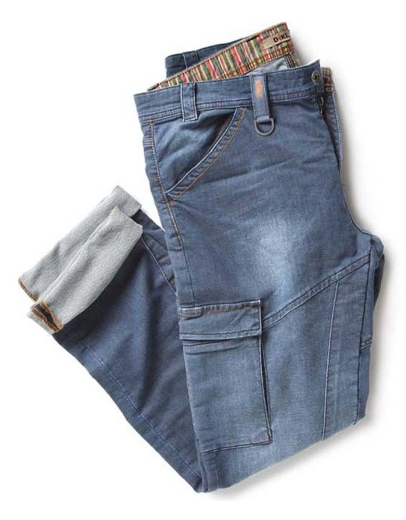 Dike Dike Partner Denim Trousers