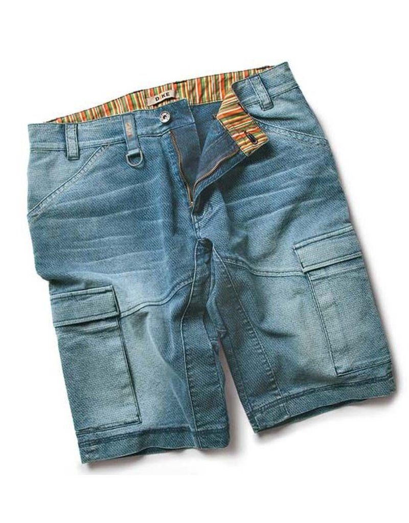 Dike Dike Picnic Denim Shorts