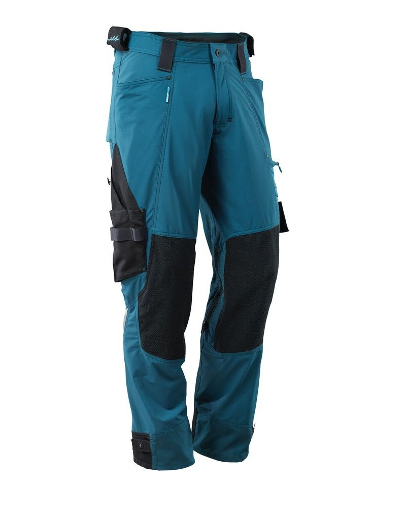 Mascot Workwear Mascot Advanced Trousers with Kevlar Knee Pad Pockets