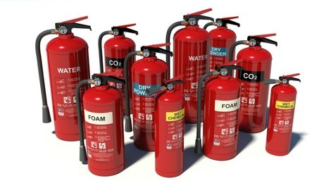 Are your Fire Extinguisher's meeting Irish Standards?