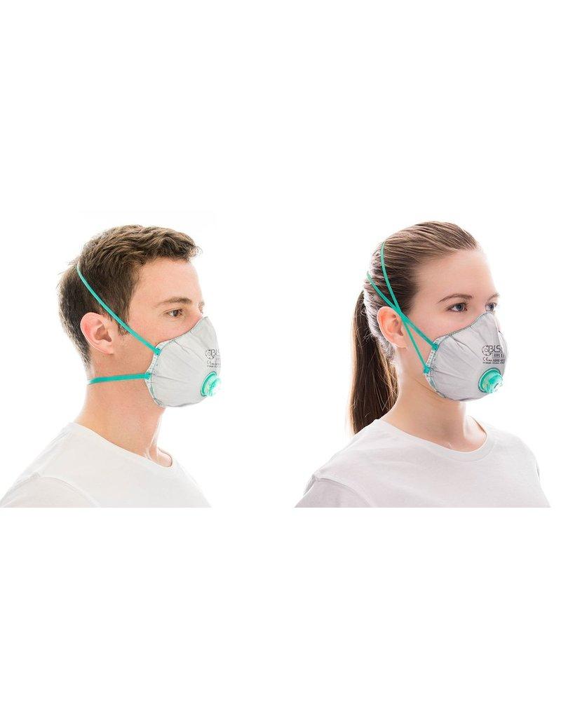 BLS Zero FFP3 Valved Mask