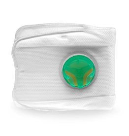 BLS Flickit 829 - FFP2 Valved Mask (Single)
