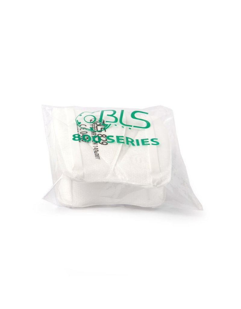 BLS 800 Series Flickit FFP2 Valved Mask