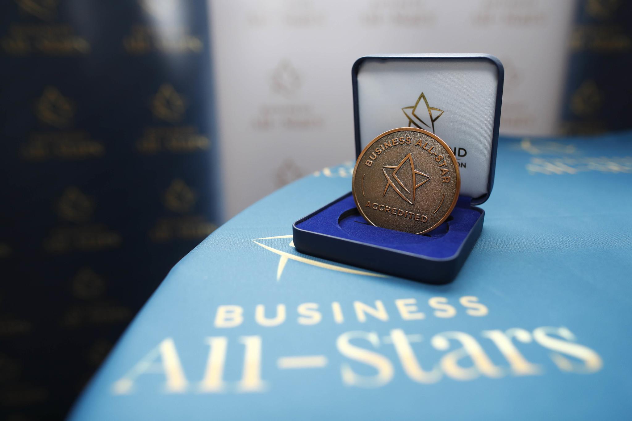 All-Star Medal
