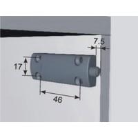 Druksnapper met magneet 40mm