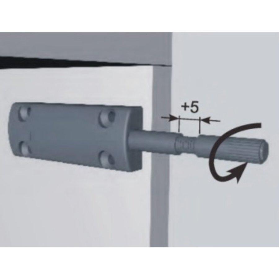 Druksnapper met magneet 47mm