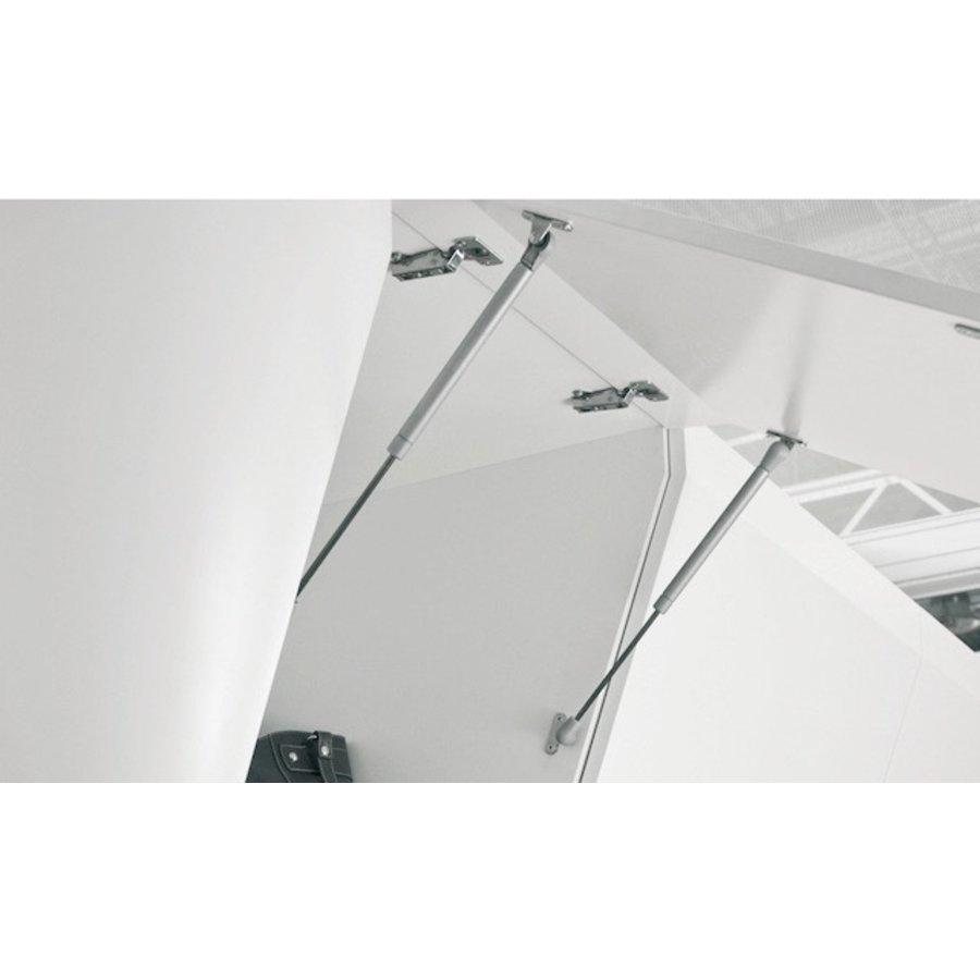 Gasdrukveer – Automatische Opening – 40N Omhoog