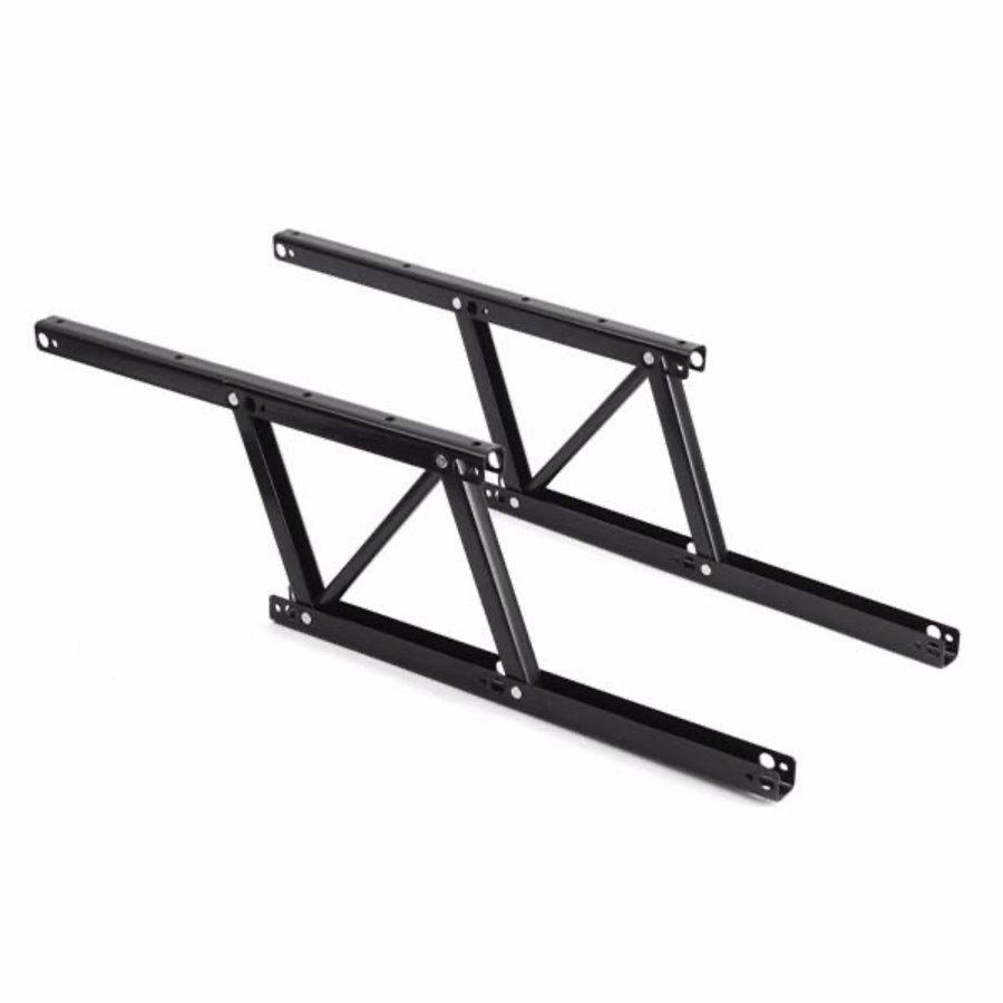 Lift-Up Top Scharnier – 38 x 16,5cm Vouwbenen